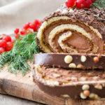Tronchetto di Natale, classico e delizioso