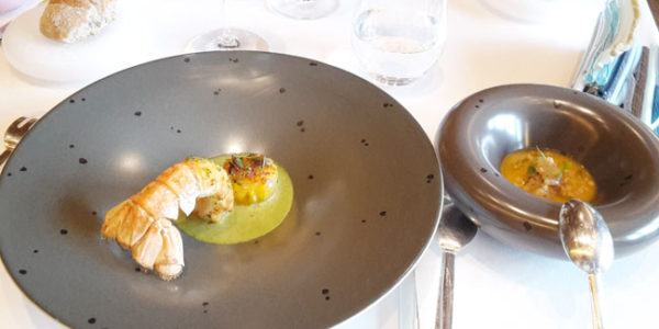 Gatillon, excellent cuisine al Le 1920 di Megève
