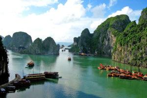 ASEAN Tourism Forum nella Baia di Ha Long