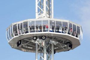 Torre panoramica City Skyliner a Bolzano