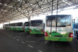 Trasporto pubblico, pensionati gratis