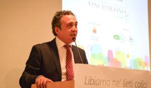 Di Marzio, accelerare la promozione dei vini Irpini