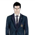 Armani veste la nazionale italiana di calcio