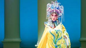 Principessa Turandot al Teatro Argentina di Roma