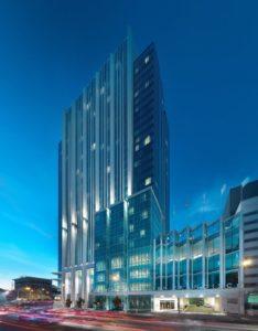 InterContinental San Francisco Hotel, invita ad entrare
