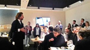 Massimo Gianolli, passione per La Collina dei Ciliegi