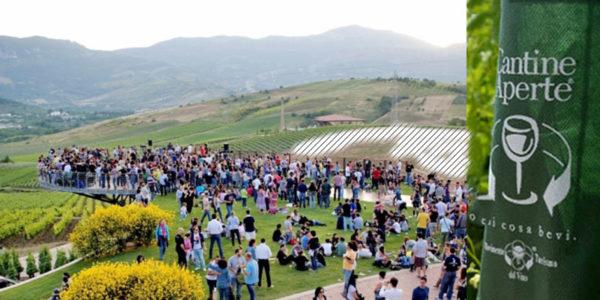 Cantine Aperte 2019 dalla Valle d'Aosta alla Sicilia