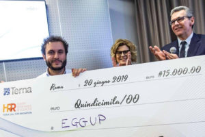 Eggup vince La Call For Innovation Hrr