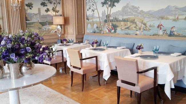 Chef Massimiliano Sena, Il Lago Restaurant a Genève
