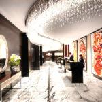 Hotel Jumeirah Frankfurt, fascino di stile di vita