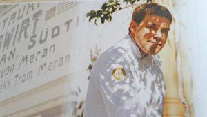 Chef Luis Haller, passione e arte culinaria