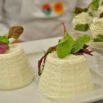 Ricotta di Bufala Campana Dop, alimento anti caldo