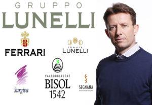 Masè, nuovo Direttore del Gruppo Lunelli