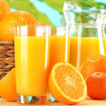 Calcoli renali, bere succo d'arancia
