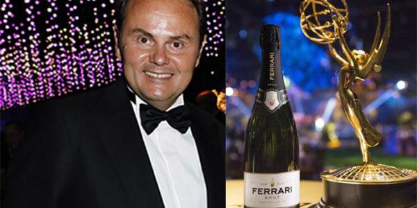 Splendide bollicine Ferrari per gli Emmy® Awards