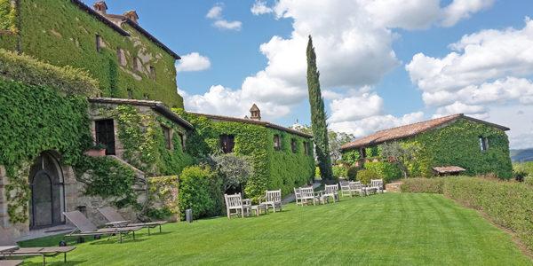 Un angolo di paradiso, l'Hotel Le Fontanelle