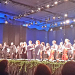 Orchestra e canto, magnifico concerto al Verbier Festival