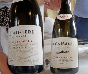 Tenuta Novare primi due vini della linea Bertani Cru