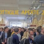 Attrattiva Bottiglie Aperte crescente appeal wine
