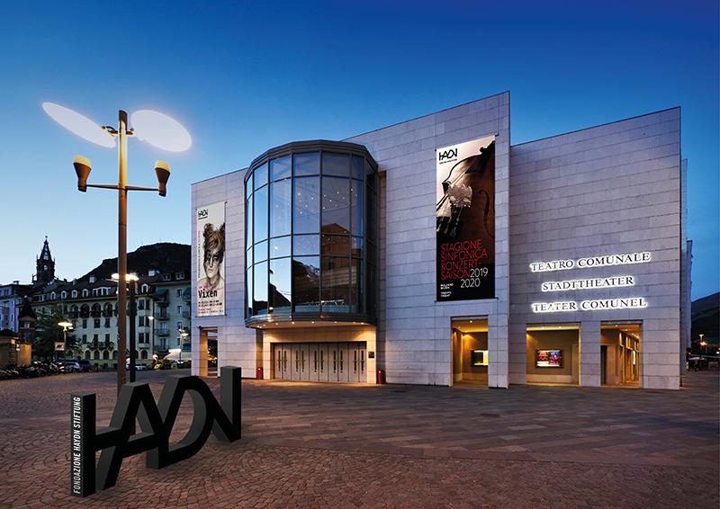 Nuovo brand per la Fondazione Haydn
