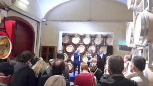 Arte in Cantina Cesari con l'Accademia di Brera