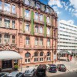 Hotel Le Méridien Frankfurt, sinergia di stili