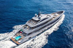 Benetti yacht, stile e qualità