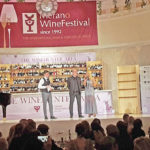 GourmetArena, Gala Dinner al Merano Wine Festival