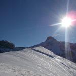 Monte Bondone, paradiso per le ciaspole