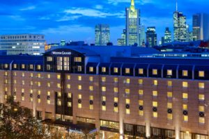 Westin Grand Frankfurt, contemporary luxury