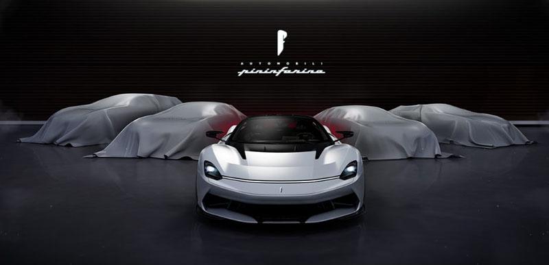 Automobili Pininfarina, PURA Vision