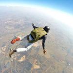 Paracadute, sentirsi leggeri