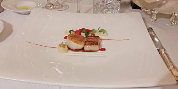 Esperienza gourmet con lo Chef Santo a Il Salviatino