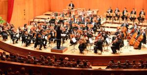 Coro Sat e Orchestra Haydn per Michelangeli