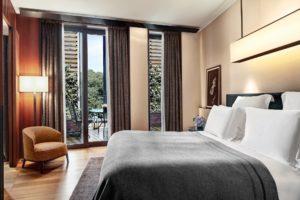 Bulgari hotel Milano, oasi di relax nella city