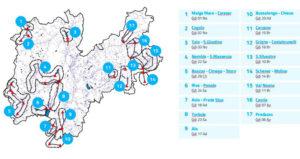 Centrali idroelettriche in Trentino