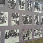 Foto sulle mura a Pergine