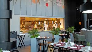 Attimi Milano, cucina gourmet alla City Life