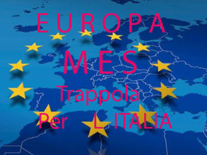 Mes, Italia Europa