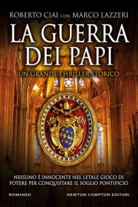 La guerra dei papi, un thriller storico
