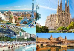 Spagna per il turismo 4,5 miliardi
