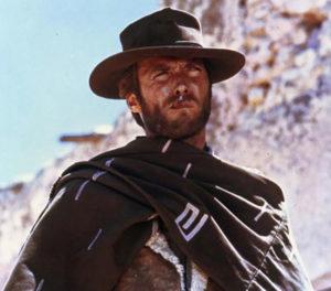 Un monumento del cinema, Clint Eastwood