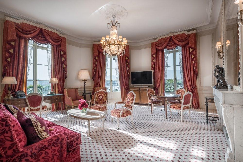 Hotel Beau-Rivage, eleganza e raffinatezza