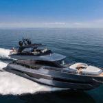 La nuova ammiraglia di Cranchi Yachts