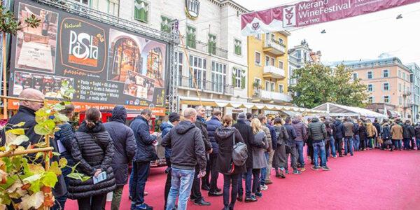 Il Merano WineFestival a marzo