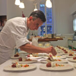 Il Parkhotel Laurin di Bolzano perde lo chef Manuel Astuto