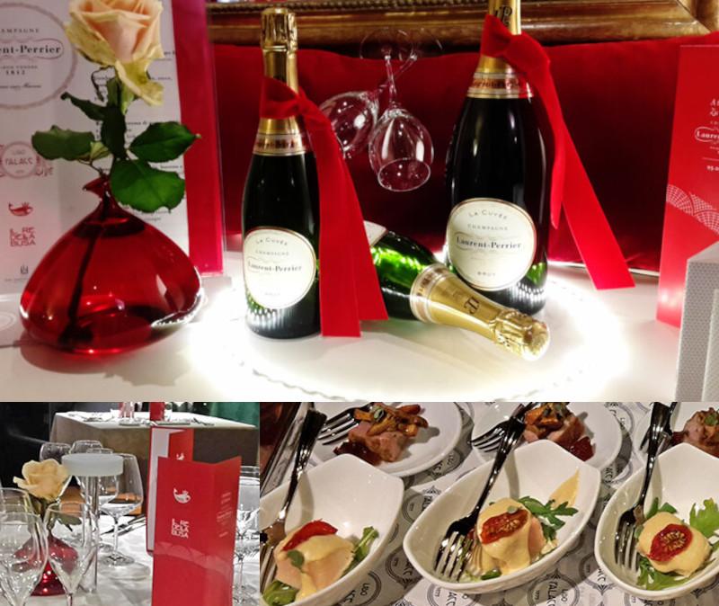 Glamor gourmet al Lido Palace