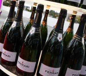 Bubbles italiane Ferrari Trentodoc