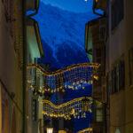 Merano, il Natale con le luci