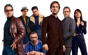 The Gentlemen regia di Guy Ritchie